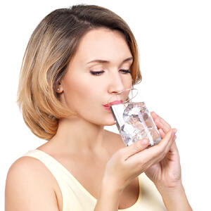 Water is really one of the healthiest things you can drink.