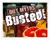 Are you a victim of one of these diet myths?