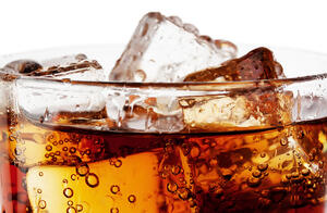 Avoid soda and alcoholic beverages in favor of water and milk.