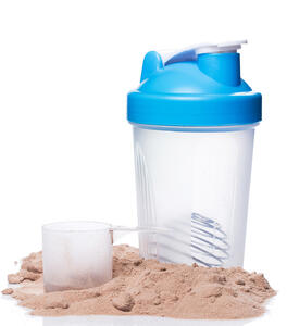Does a protein shake really fill you up?