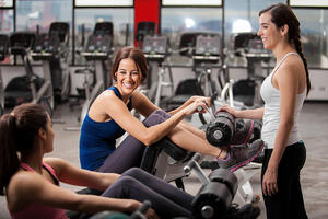 Talk to others who have used a personal trainer's services in the past. You can get a lot of great information about them this way.