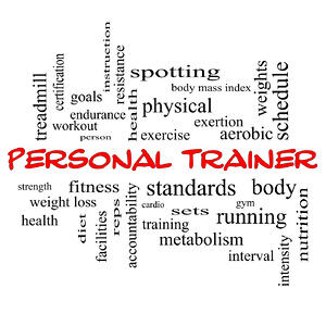 Finding the right personal trainer means taking a good long look at a lot of different things.