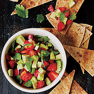 strawberry salsa ck l