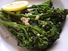 broccolini lemon parm